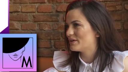 Milica Pavlovic - Inspiracija mladima - Ekskluziv - (TV Pink 03.03.2017.)