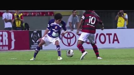 Ronaldinho - Flamengo Magic Skills