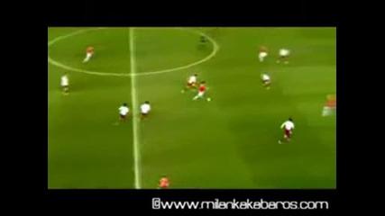 Leo Messi vs. C.ronaldo vs. Quaresma vs. Kaka