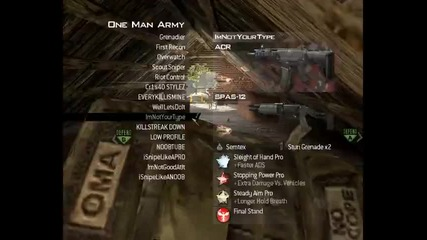 Call Of Duty Modern Warfare 2 Search And Destroy 12 and 2 with friends