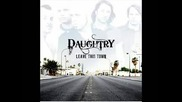 Daughtry - Every Time You Turn Around (prevod)