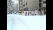 Строиха снегорините на Чистота в готовност, снеговалежът спира до полунощ, в петък 15 градуса!