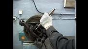 Ремонт на предно окачване на Волга Газ 31029