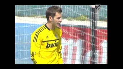 Реал Мадрид Кастия 1 - 0 Спортинг Хихон Б