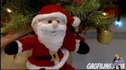 Нахалният Портокал и Дядо Коледа