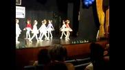 Малките кукли - балерини танцуват за нас!