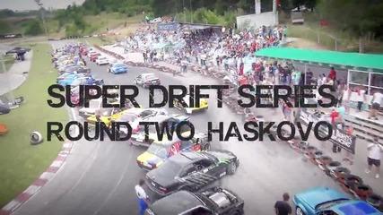 Super Drift Series Round Two 2013 - Хасково - Speed Ninjas