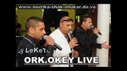 Ork.okey Bamze Kultar - Vadesi Live 2012 Dj Leketo