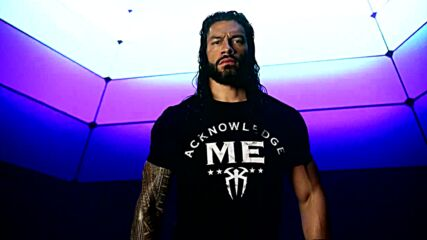 Roman Reigns shifts his focus to Finn Bálor this Friday