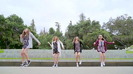 Сестрите Haschak - Girls Rule The World / Момичета управляват света