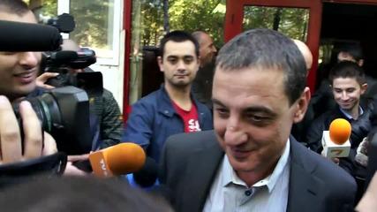 Димитър Борисов: Подписахме с Мауриньо, трябва да го чакате