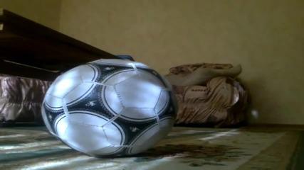 Започвам футболни уроци !