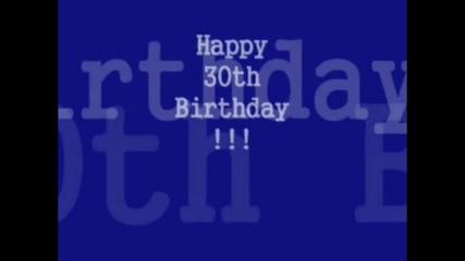 Happy 30th Birthday Jared Padalecki !!!
