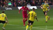 Уотфорд - Ливърпул 0:2 /първо полувреме/