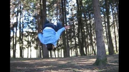 Малка тренировка в парка