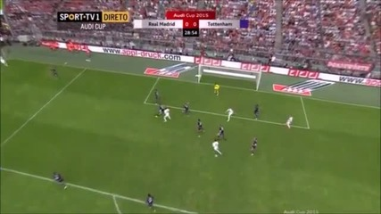 Реал Мадрид - Тотнъм 2:0 *audi cup*