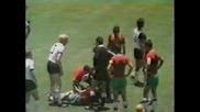 Световно по футбол 1970 България - Германия (фрг)