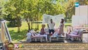 """На кафе"" с Лео, Лучия и порасналите им близнаци (05.07.2017)"