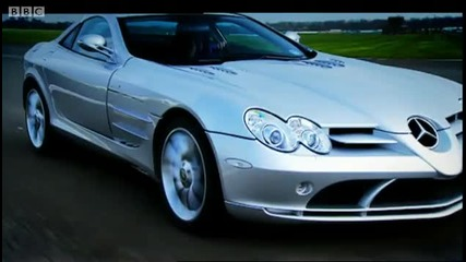 Mclaren Slr car review - Top Gear