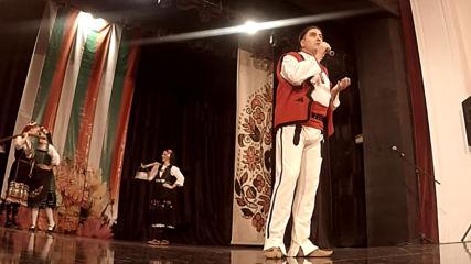 Димитър Аргиров - Горо ле, горо зелена (на живо)