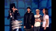 Високо качество 09 11 05 Ema 2009 Tokio Hotel Best Group Award