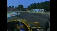 Formula 1 - Nelson Piquet Onboard Lap