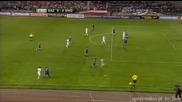 Англия - Казахстан 4:0 Акробатично изпълнение и гол на Уейн Рууни (06.06.09)