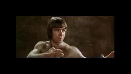 Bruce Lee Vs Chuck Norris In Rome