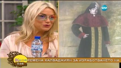 """Приказно предложение за брак от Ненчо Балабанов в """"На кафе"""""""