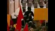 Скрита Камера полицаи Vs Протестиращи