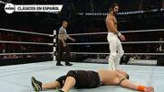 Clásicos en Español: Seth Rollins vs John Cena – WWE Night of Champions 2015