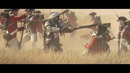 Assassins Creed 3 - E3 Officials Trailers [uk] ([full Hd])