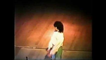 Деян Неделчев - Думи - на живо - 1989
