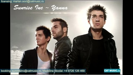 Sunrise Inc - Yanna (radio Edit)