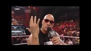 The Rock се подиграва на John Cena [не е за изпускане]