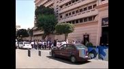Египетски полицаи протестират срещу забраната да носят бради