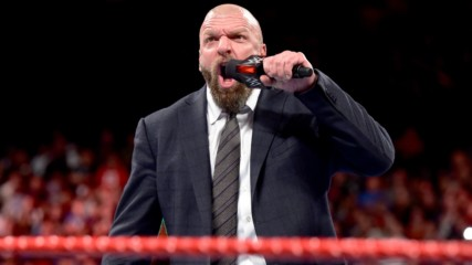 Triple H joins Team Raw for Survivor Series: WWE Now