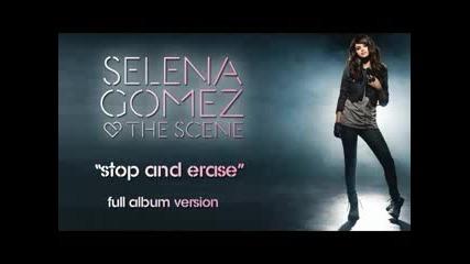 Selena Gomez & The Scene - Stop And Erase