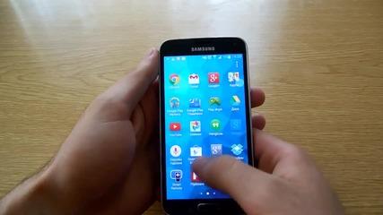 Samsung Galaxy S5 Видео Ревю - SVZMobile