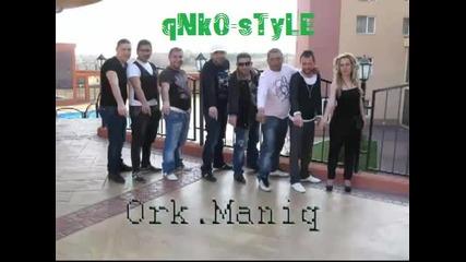 Ork.mania Dancho Iliev Sasho Jokera 2012 Samo 4ungar