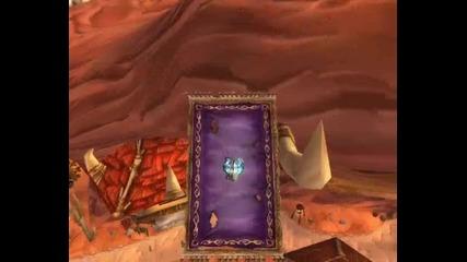 Flying Carpet In Orgrimmar