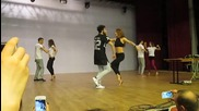 Workshop 11 - Salsa Sinners - Salsa On You