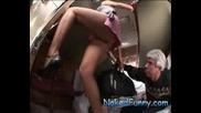 Скрита Камера - Под Полата Във Влака