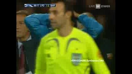 Ronaldinho Vs Lyon 2