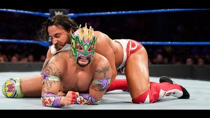 Калисто срещу Тони Нийс: WWE 26.02.2019