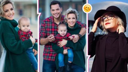 Сериозна промяна: Как се отразява майчинството на Поли Генова?