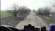 Дървета по край пътя