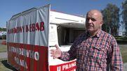 Poland: Polish man opens van selling 'real kebabs, at a real Pole's'