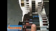 4 Beefed Up Custom Mechman High Output Alternators