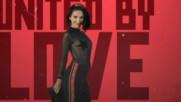 Natalia Oreiro - United By Love (Lyric) (Оfficial video)